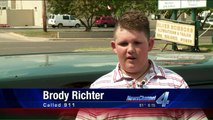 11-Year-Old Boy Credited with Saving Grandfather`s Life During Medical Emergency