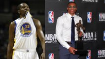 Kevin Durant Reacts to Russell Westbrook Winning MVP, Eric Kanter SNEAK DISSES KD