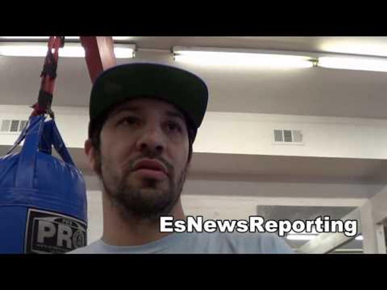 john molina jr on boxing vs mma nick diaz has best boxing EsNews Boxing