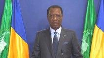 DISCOURS - Tchad: Idriss Déby Itno, Président de la République