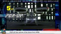 5 AMAZING FUTURISTIC VEHICLES That Could Change How We Travel 10-UF