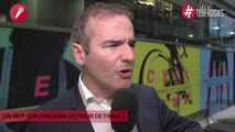 Tour de France 2017 : Franck Ferrand débarque
