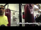 irvin garcia on manny pacquiao vs tim bradley EsNews Boxing