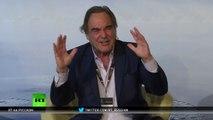 «Камера не может врать»: Оливер Стоун ответил на вопросы о фильме про Путина