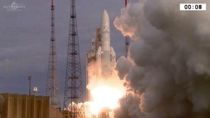 Décollage d'Ariane 5 VA238 (28/06/17)