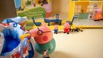 Dessin animé porc la natation jouet de clin doeil cochon jouet jouets Peppa natation Peppa