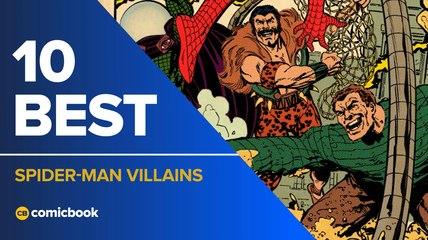 10 Best Spider-Man Villains