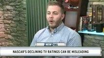 Declining TV Ratings Not A Uniquely NASCAR Problem