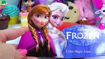 2oh DohVinci DIY Disney Frozen Chocolate Candy Box Valentines Day Holiday Toy Play Doh Vinci