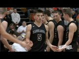 West Virginia Commit Jordan McCabe Drops A SMOOTH 30 Piece vs Hortonville   RAW HIGHLIGHTS