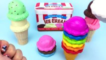 Ice Cream Cone Playset Learn Colors Kinetic Sand Surprise Toys Kinder Surprise Disney Cars