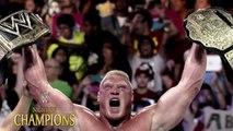 John Cena vs Brock Lesnar - Dailymotion Full Match -  WWE World Heavyweight Championship - Night of Champions (2014) - Brock Lesnar vs John Cena - WWE