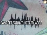 Ces tatouages d'ondes sonores vous permettent d'ecouter de  la musique
