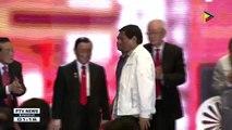 Pangulong Duterte, nagbigay ng matibay na tiwala sa mga sundalo