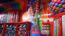 À des sucreries Bonbons ville géant chasse fête achats jouet friandises Snacks surprise gumball mach