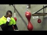 maniako back in oxnard EsNews Boxing