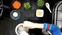 Bebé por FA. en en meses antiguo receta para vegetal khichdi 8 9 hindi Tarla polenta vegetal