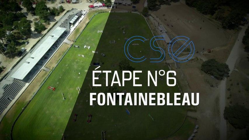 GRAND NATIONAL : LE MAG - CSO n°6 à Fontainebleau