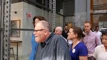 New York Times Çalışanlarından Iş Bırakma Eylemi - New York