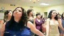 حفلة عائلية مع الدبكة السورية  دبكات صبايا &