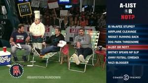 The Barstool Rundown - Live from Houston - Johnny Football's Comeback-DUg83q