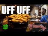Inspiring Story of A Street Food Vendor - Uff Uff Bajji - Hyderabad Street Food