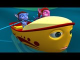 Row Row Row Your Boat || Children Rhymes Nursery Songs with Lyrics || Popular Rhymes||Nursery Rhymes