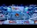 super smash bros brawl mélée a 4