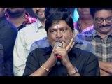 Rajendra Prasad Emotional Speech @ Srimanthudu Success Meet - Mahesh Babu, Shruti Haasan