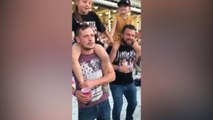 Adorable dancing dads rock out to Little Mix with their daughters