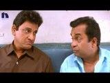Ravi Teja, Brahmanandam, AVS Superb Comedy Scene - Venky Telugu Movie Scenes