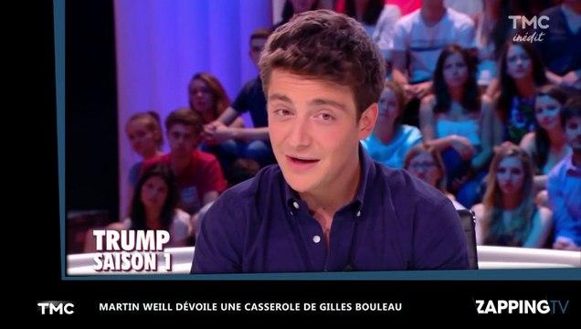 Découvrez Gilles Bouleau en caleçon à ses débuts à la télévision