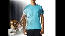 Adidas Erkek Yansıtıcı Detaylar İçeren Erkek Antrenman Tişört Modeli