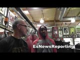 fighters say wilder kos fury EsNews Boxing