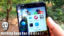 Top 10 Best Android Hacks/Hacking Apps No Root Needed