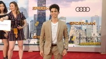 "Cameron Boyce ""Spider-Man: Homecoming"" World Premiere Red Carpet"