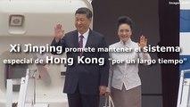 Primera visita de Xi Jinping a Hong Kong desde que tomó el mandato
