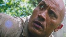 Jumanji: Welcome to the jungle - Primer tráiler oficial de la película