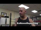 trainer on who should carl froch fight next EsNews Boxing