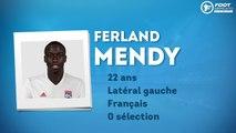 Officiel : Ferland Mendy arrive à l'OL