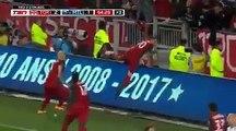 Toronto FC vence o Campeonato Canadiano no ultimo minuto do jogo com golo de Sebastian Giovinco