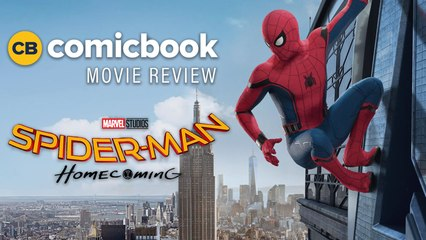 Spider-Man: Homecoming - ComicBook Movie Review