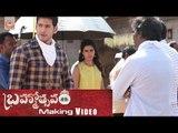 Behind the Scenes Video of Brahmotsavam - Wonderful Sets and Locations Captured - #Maheshbabu