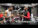 jean pascal vs bute trainer says pascal wins EsNews Boxing