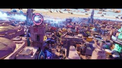 Valerian et la cite des Mille Planetes - Featurette - Rendez-vous dans l'espace