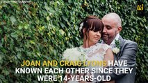 Bride Shaves Her Head On Her Wedding Day In Bold Moment Of Support
