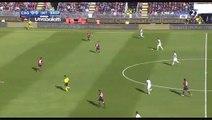 Ivan Perisic goal for Inter v. Cagliari 5-3-17