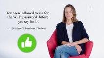 Aubrey Plaza Responds to Social Media Etiquette