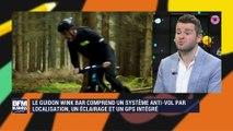 Hello startup : Velco a conçu Wink Bar, le guidon connecté pour sécuriser la pratique du vélo - 30/06