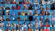 Portraits des 100 personnes les plus pauvres du monde